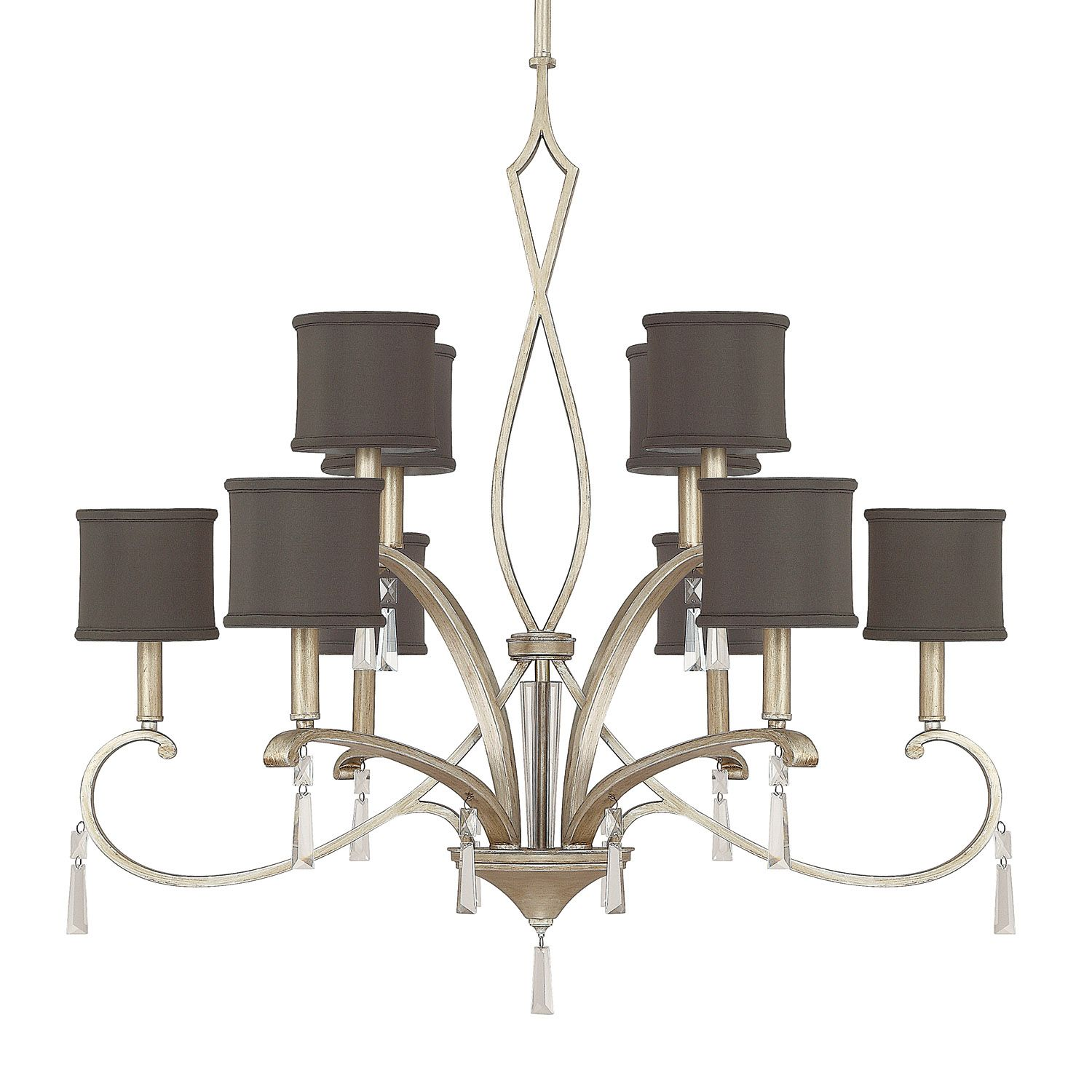 Lighting Collections Canada Capital Lighting Elan Collection Brushed Silver