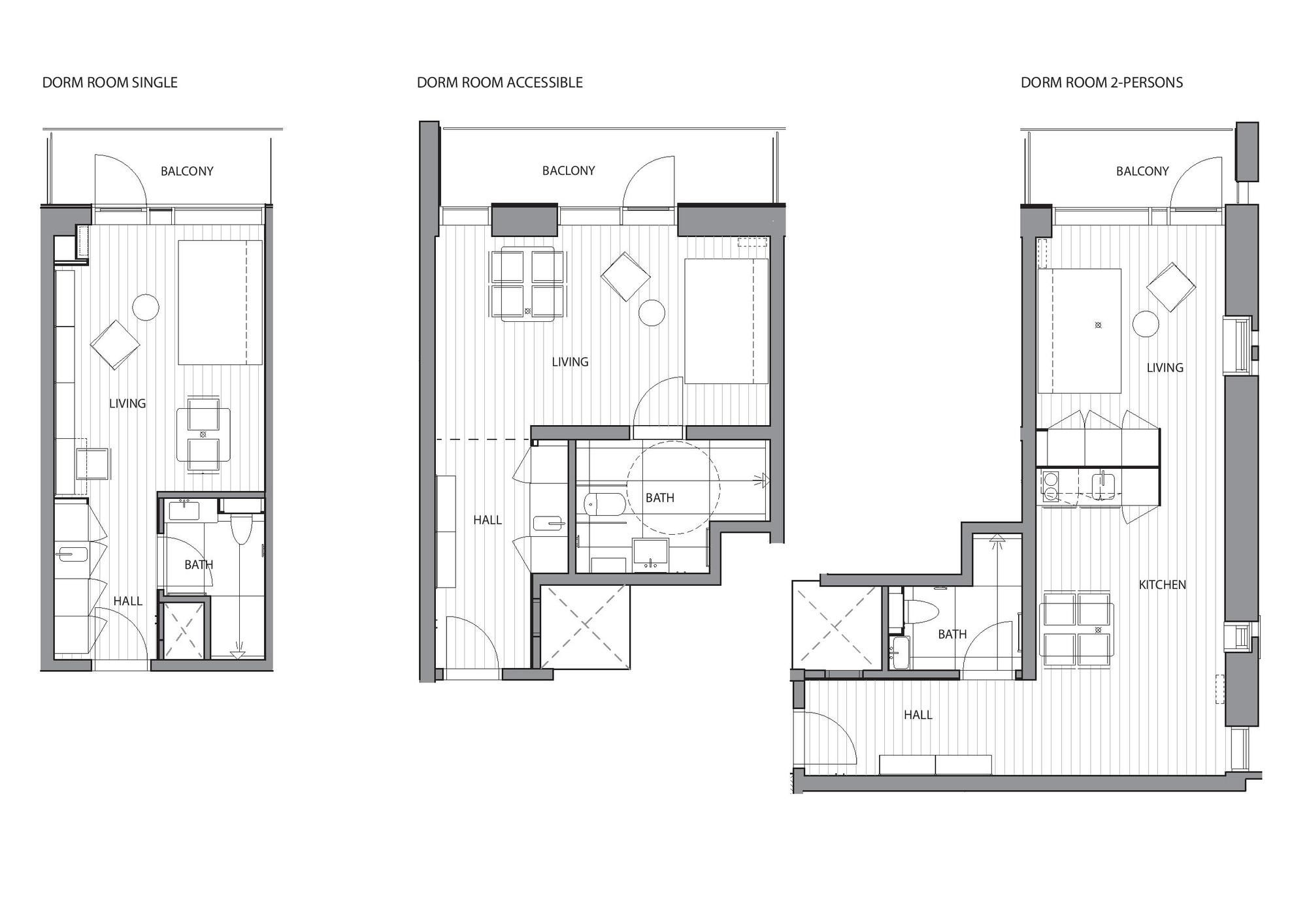 Gallery Of Student Housing C F M Ller