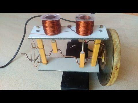 How to Make SOLENOID ENGINE (Tutorial) - YouTube | Backlash