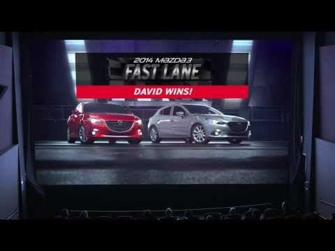 "▶ Mazda Cineplex TimePlay Case - YouTube ""essai"" cinéma via jeu smartphone"