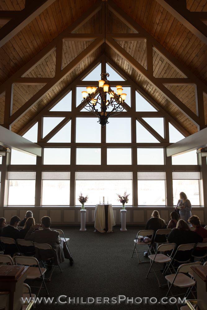 Wedding Venues, Childers Photography, Altar, Heatherwoode Golf Club