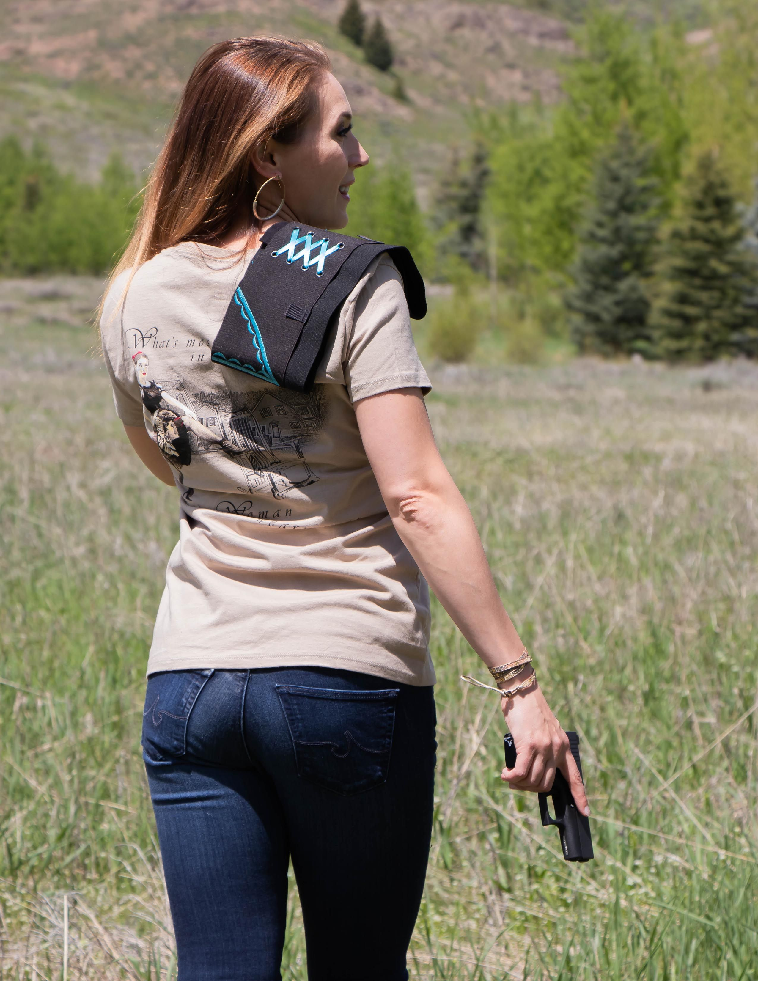 One of my favorite concealed-carry belly-band holsters: Can