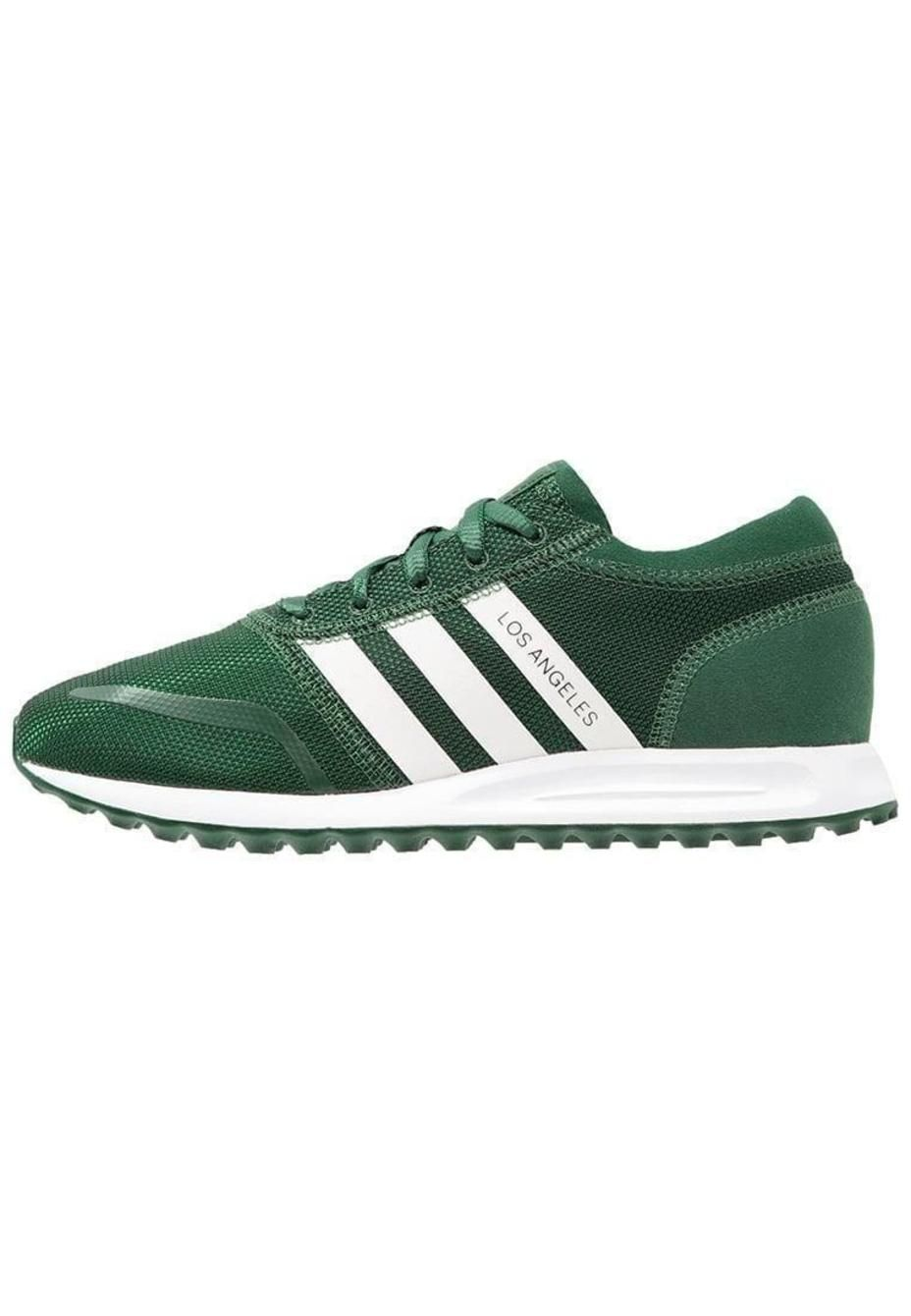 LOS ANGELES - Trainers - tech for/white/clear green http:// · Adidas  OriginalsTrainersLos AngelesSneakers