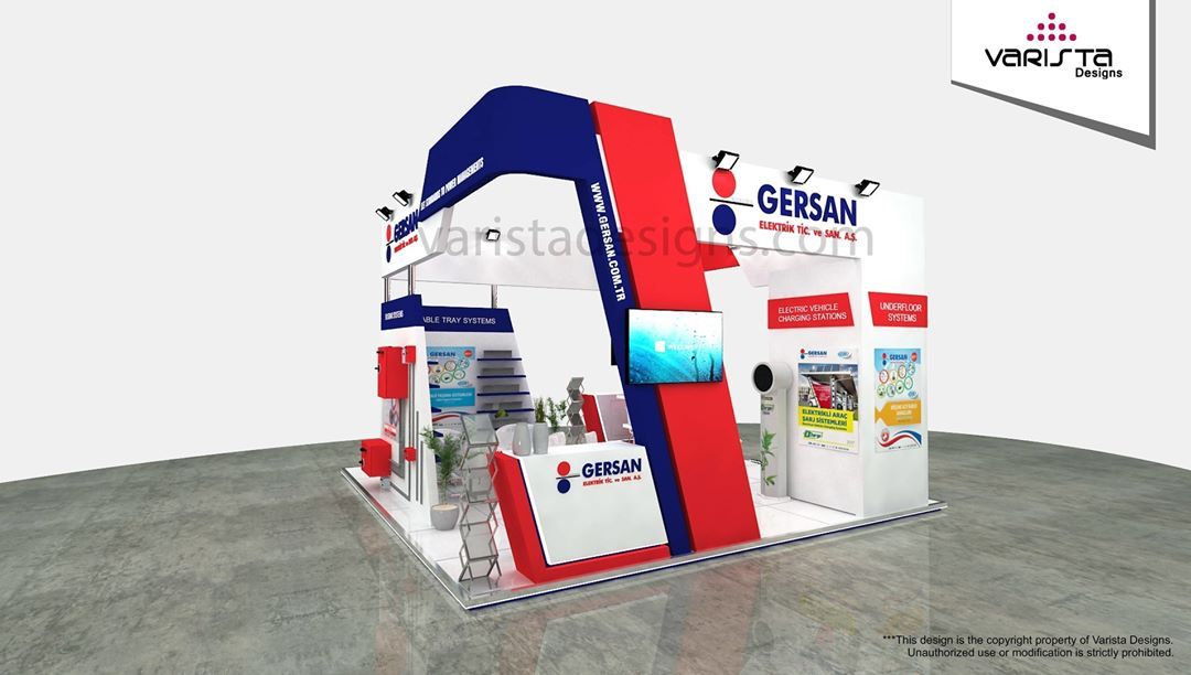 Exhibition Stand Proposal : Teva exhibition stand proposal freelancer
