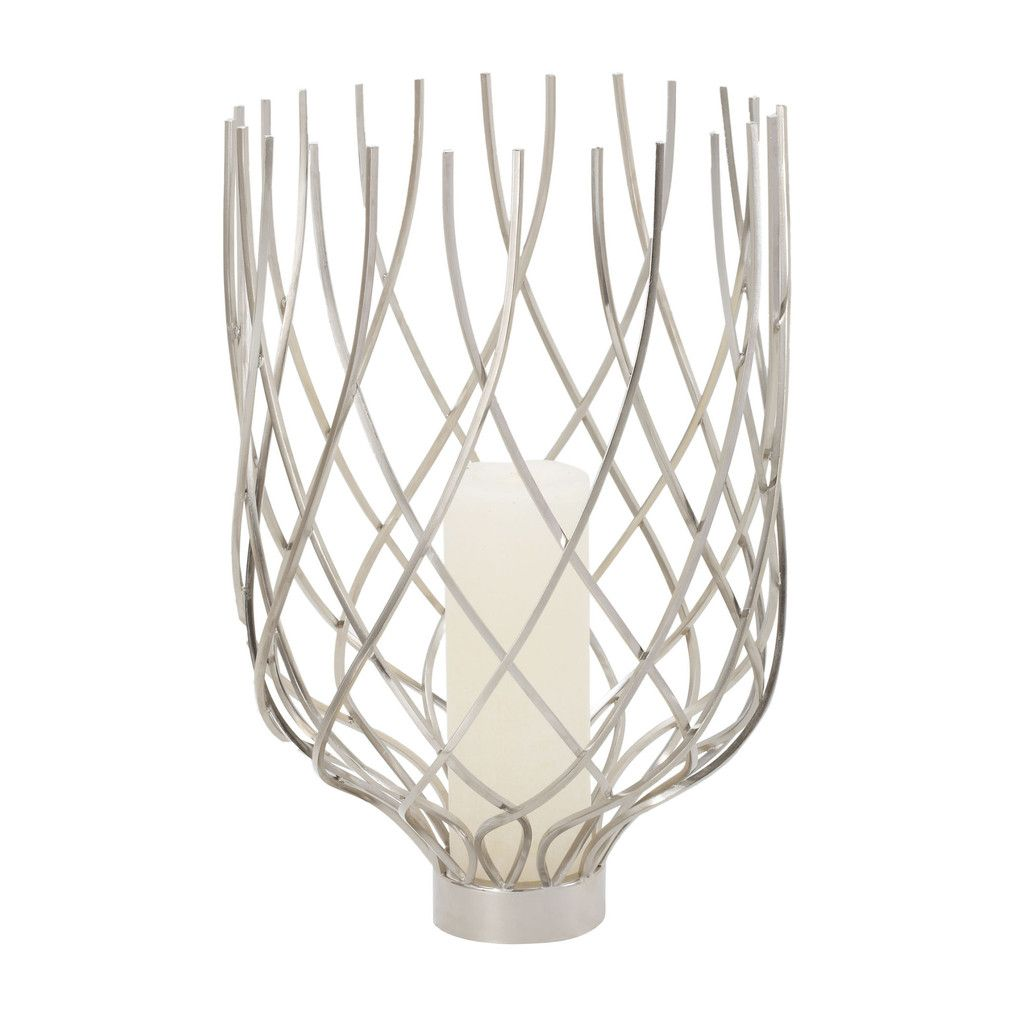 Silver Vortex Hurricane https://joyfulhomegoods.com/collections/candle-holders/products/lazy-susan-silver-vortex-hurricane-552001?variant=20306496775 Free gift for our Pinterest fans! $5 gift card, use code PIN5 to redeem!