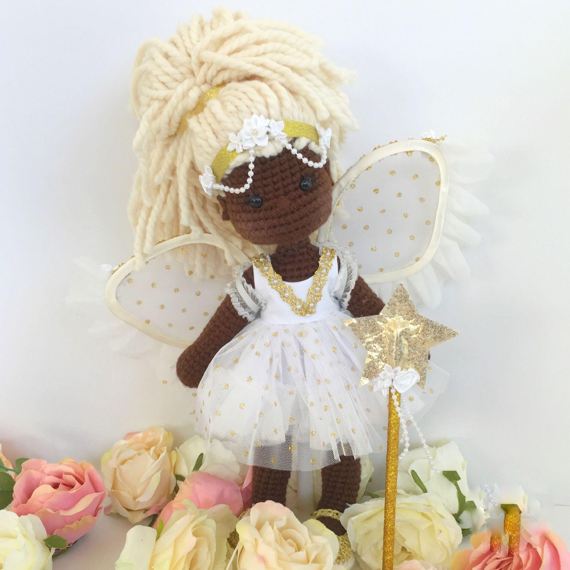 Nathaliesweetstitches crochet fairy