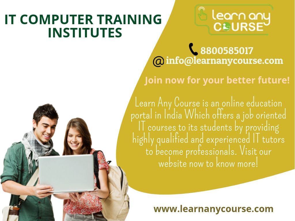 a certified IT Professional. Contact us