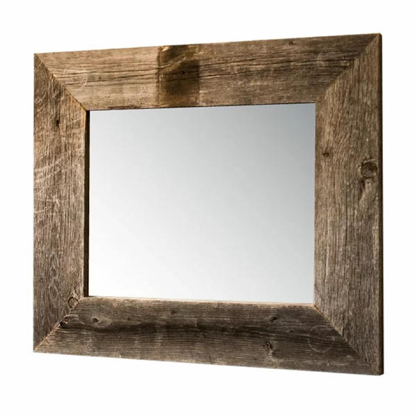 Venetian Accent Mirror Barn Wood Frames Frames On Wall Barn Wood Picture Frames