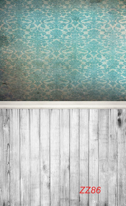 Whole Background Material Vinyl Backdrop Wood Floor Photography Prop Photo Studio 5x7ft Zz86 21 19 Dhgate