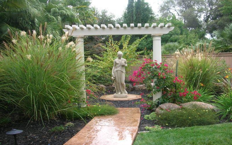 Italian Flair Italian Architecture Gardens Landscape Design
