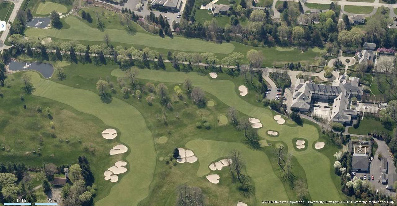 Simon Golf Course To Reopen See Late Billionaire Mel