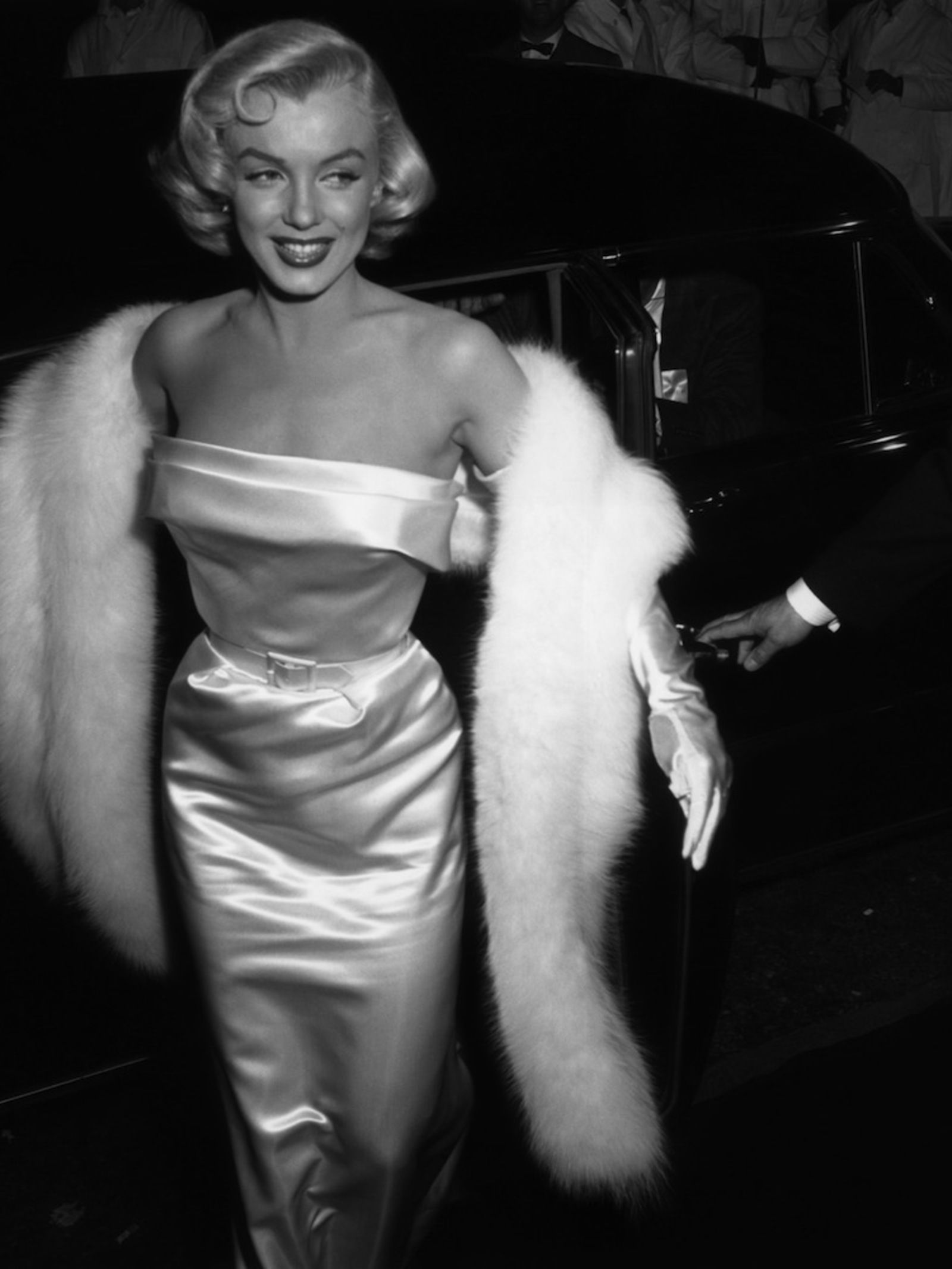 An Icon In Pictures Marilyn Monroe Hollywood glamour