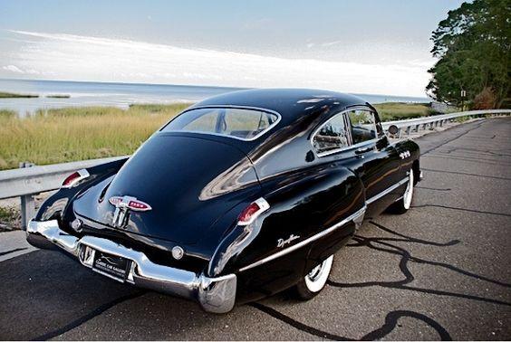49 Buick Super Sedanette