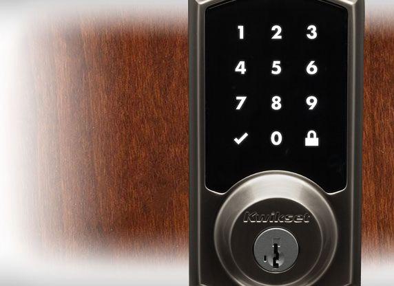 Keyless Entry System Amp Digital Code Door Locks Kwikset Front Door Locksets Keyless Entry Systems Door Locks