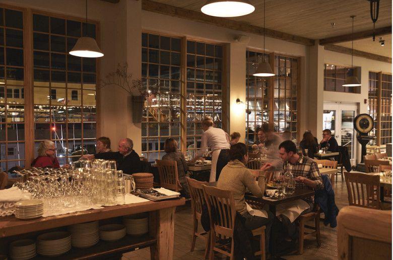 Best Seafood Restaurants Portland Maine Scales In