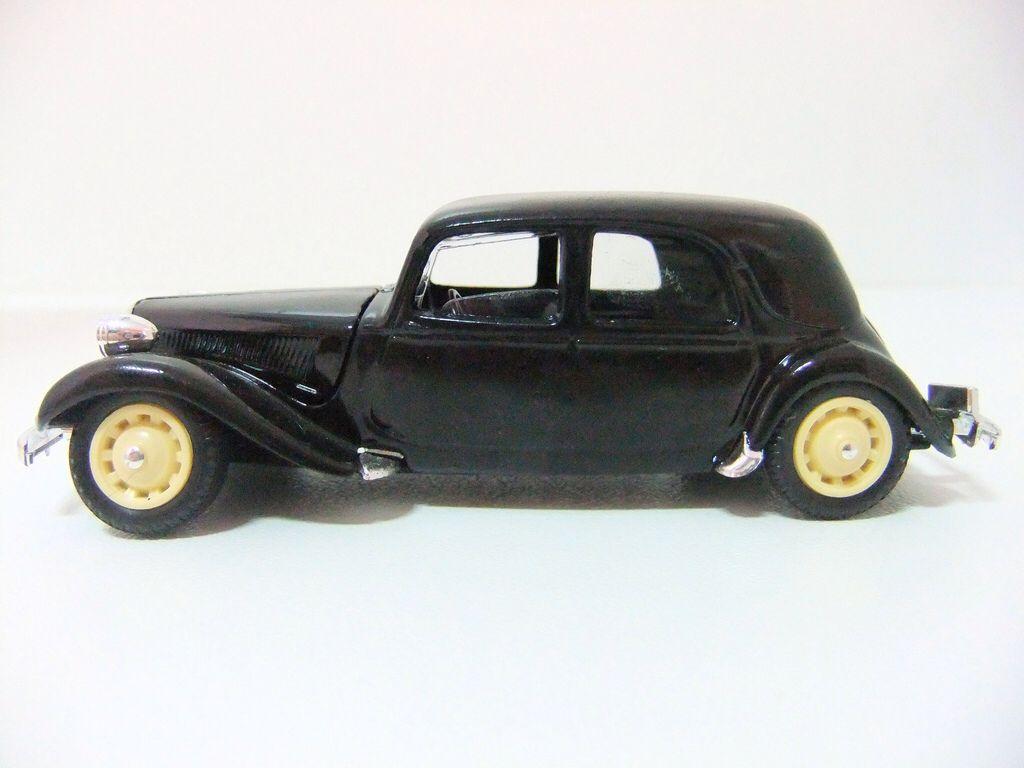 Citroen 15 Cv 1939 Solido Toy Car Toys