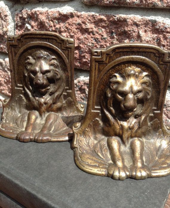 Popular Brand Old Owl Expandable Bookends Book Rack Ornate High Relief Judd Mfg Co Art Nouveau Metalware Antiques