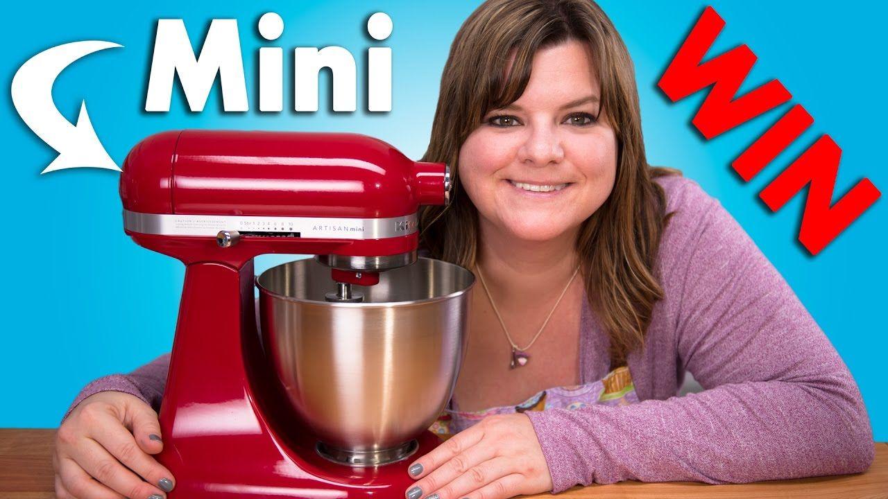 Kitchenaid artisan mini mixer review giveaway