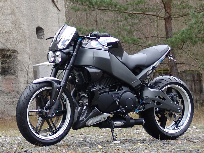 Extincted - Buell XB12 STT by R-R-Customizing | Motorcycle Ideas ...