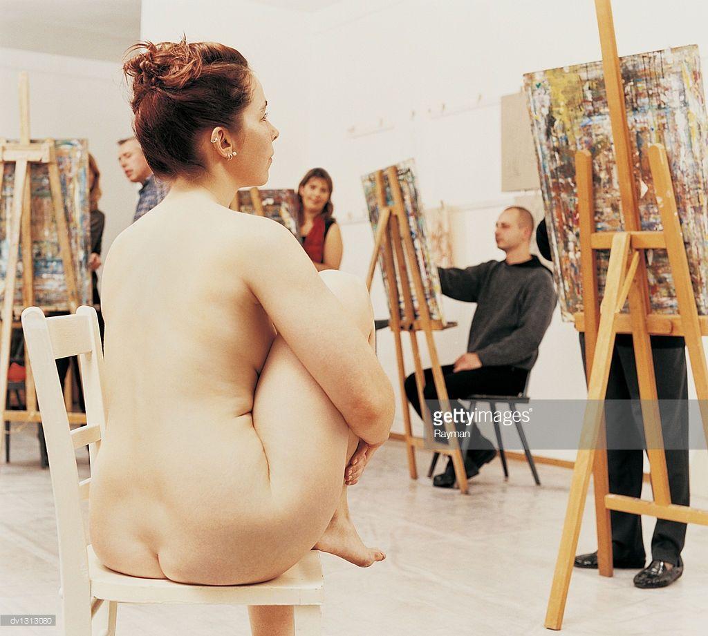 teachers who pose nude