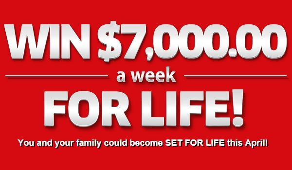 PCH $7,000 a Week For Life Sweepstakes Giveaway No  11000 on April
