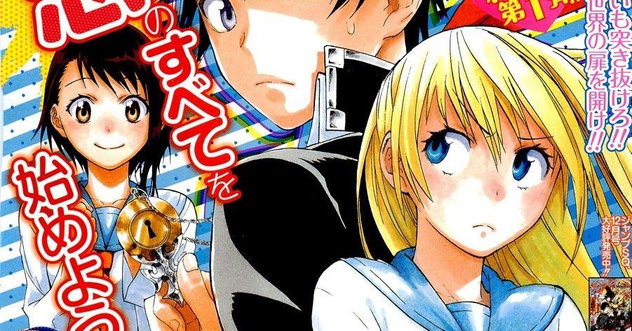 nisekoi1325mangapdftomoses in 2020 Nisekoi, Anime