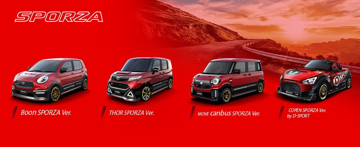 The Daihatsu Sporza Revival Line Is The Right Way To Make A Car