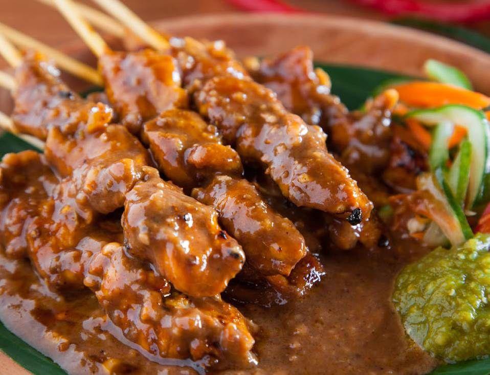 Resepi Satay Ayam Sedap Dan Mudah Resep Masakan Resep Masakan Indonesia Masakan Indonesia