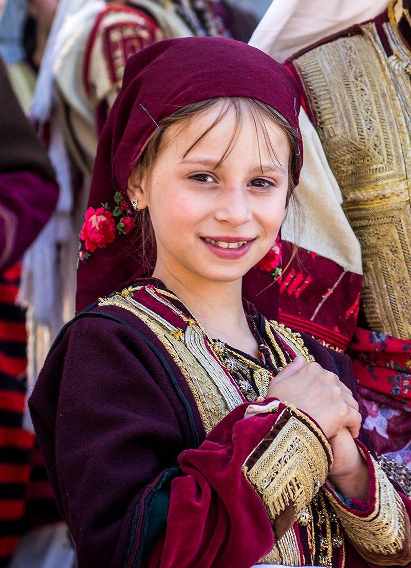 macedonian girl - &quo...