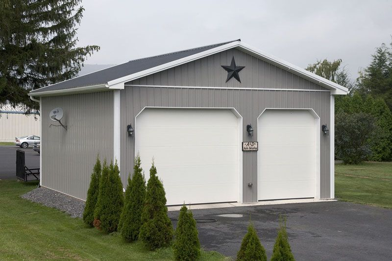pole barns that look like garages google search pole