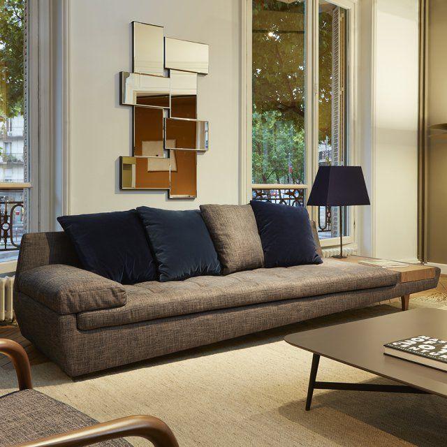 roche bobois d couvrez les nouveaut s de la collection automne hiver 2016 2017 canap s. Black Bedroom Furniture Sets. Home Design Ideas