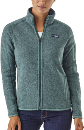 Patagonia Better Sweater Fleece Jacket - Women's | Fleece ...