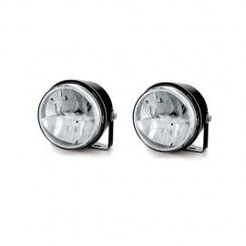 Piaa Led Lp530 Series Driving Lamps 3 5 Quot Round Pair Led Driving Lamp