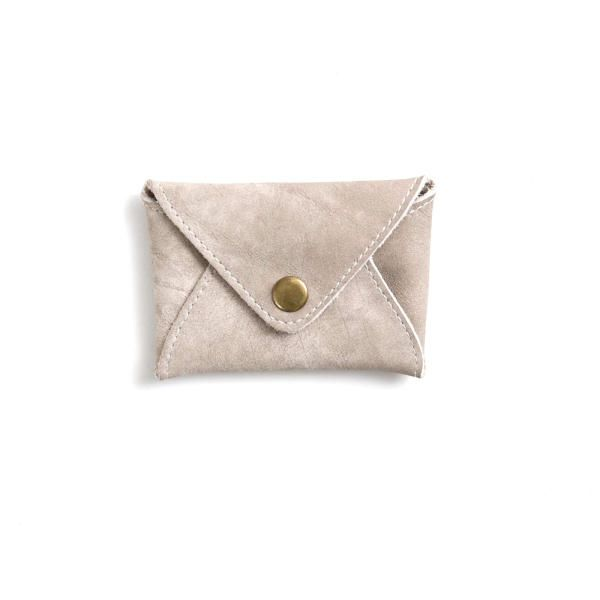 Pearl Mini Leather Wallet Emili Boticca S Wallets And