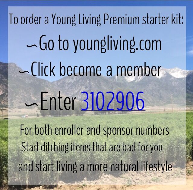 Pin by Jenny Drang on Young Living | Premium starter kit ...