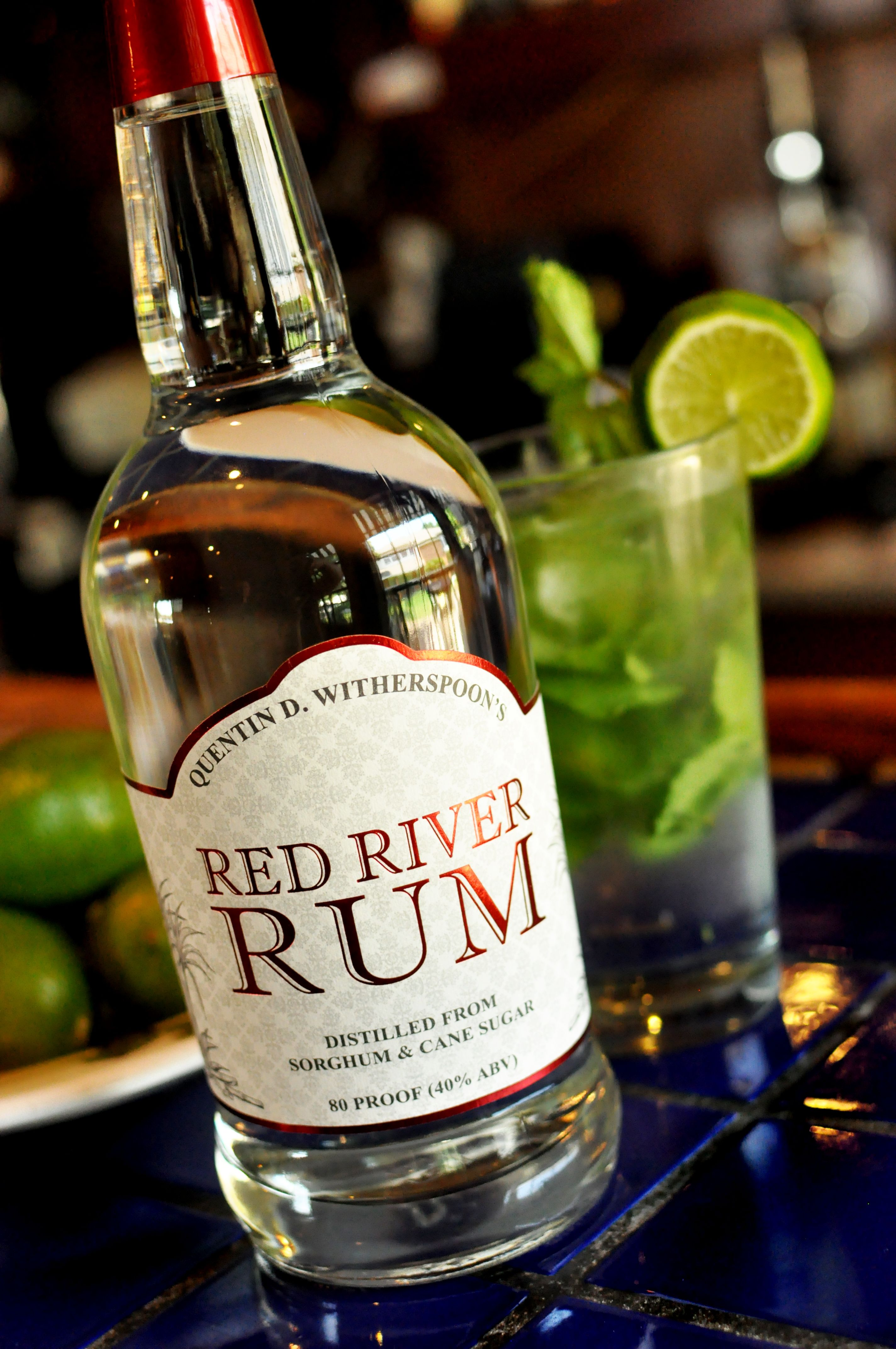 """""""Red River Rum Mojito"""" - the Mojito is now the world's most popular rum cocktail. What until you taste one with Red River Rum!"""