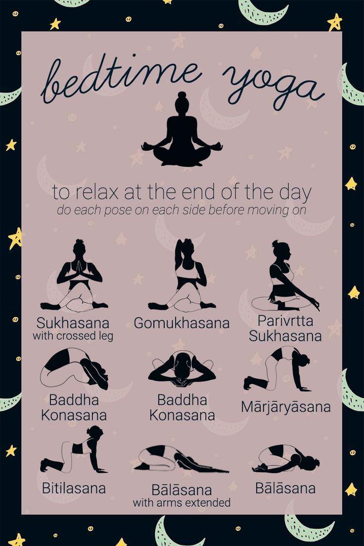 Photo of Beenden Sie Ihren Tag mit dieser entspannenden Yoga-Sequenz, um sich auf Ihre …