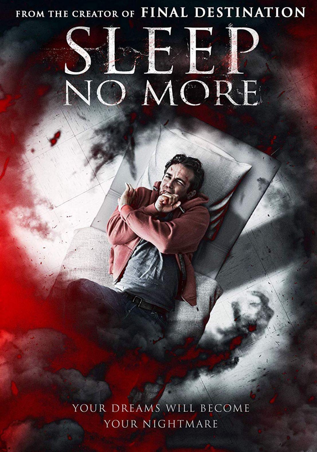 Sleep No More (200 Hours) Sleep no more, Horror movies