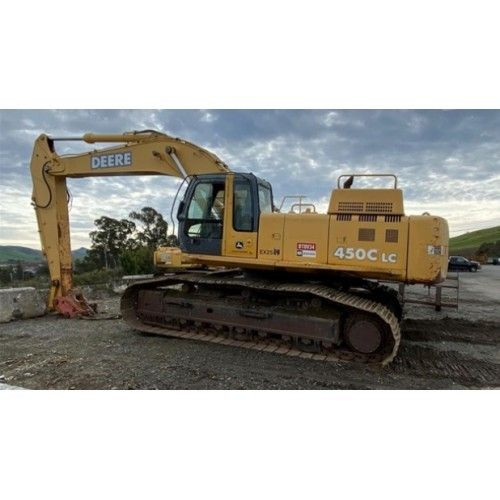2004 DEERE 450C LC For Sale In American Canyon, California