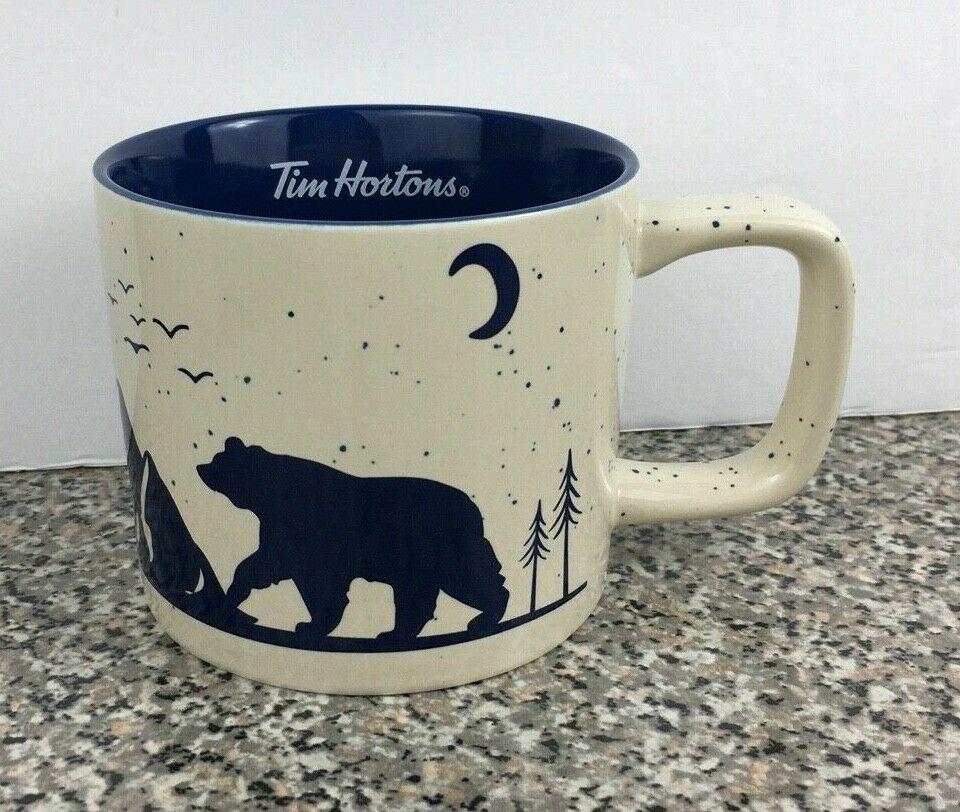Tim Hortons Coffee 2019 Edition Collectible Holiday Mug