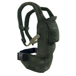 9a721f2d120  Overstock.com - Evenflo Snugli Front Back and Hip Carrier in Military -  Carrying your baby is a pleasure with this ergonomic baby carrier from  Snugli by ...