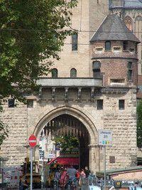 #sightseeing - Severinstor in #Cologne