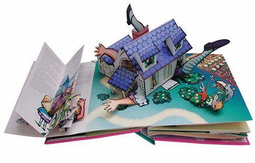Alice's Adventures in Wonderland: A Pop-up Adaptation: Lewis Carroll, Robert Sabuda: 8601401486602: Amazon.com: Books