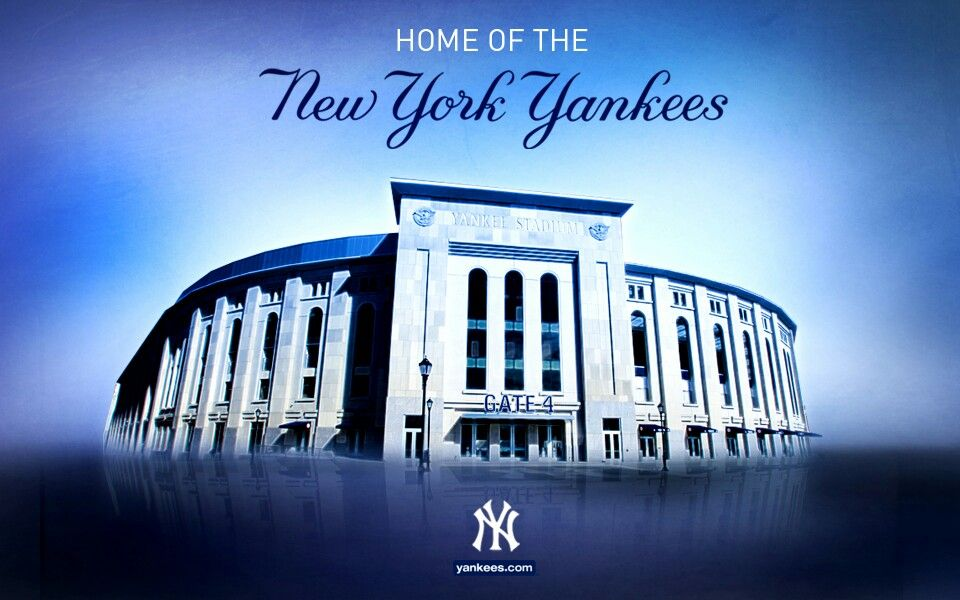 My Team The Mighty Yanks New York Yankees Stadium New York Yankees New York Yankees Baseball