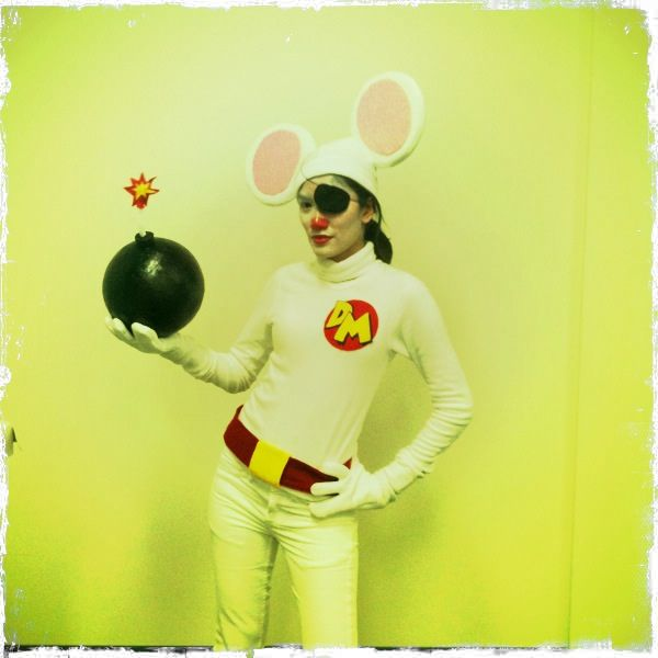 Danger Mouse By Mypickle, Via Flickr Danger Mouse, Mouse Costume, Best  Cosplay,