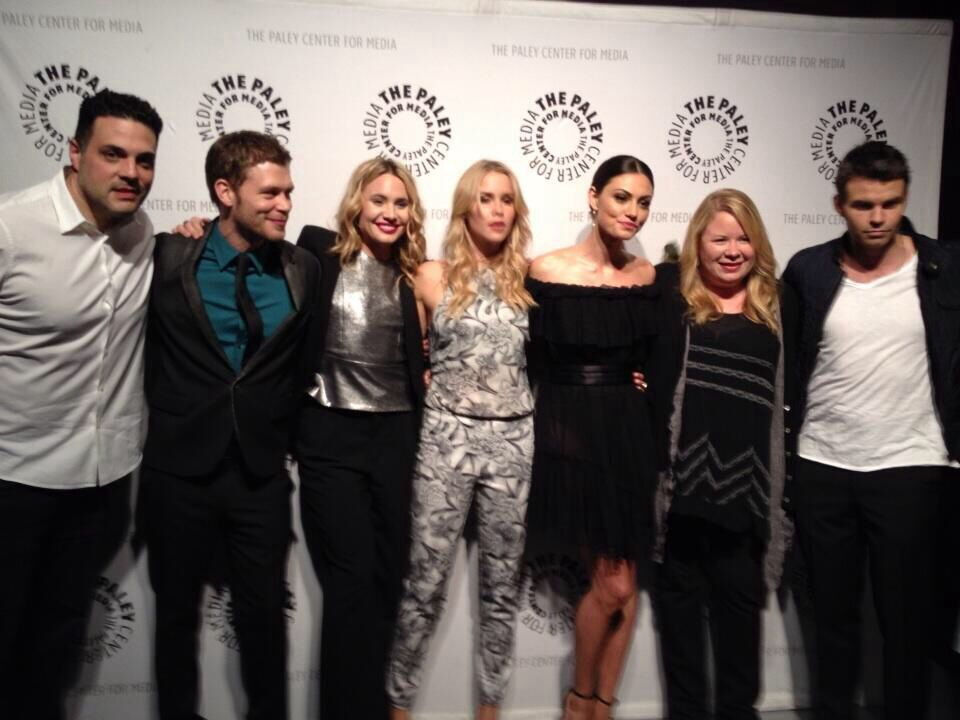 Originals gang. Paley2014.