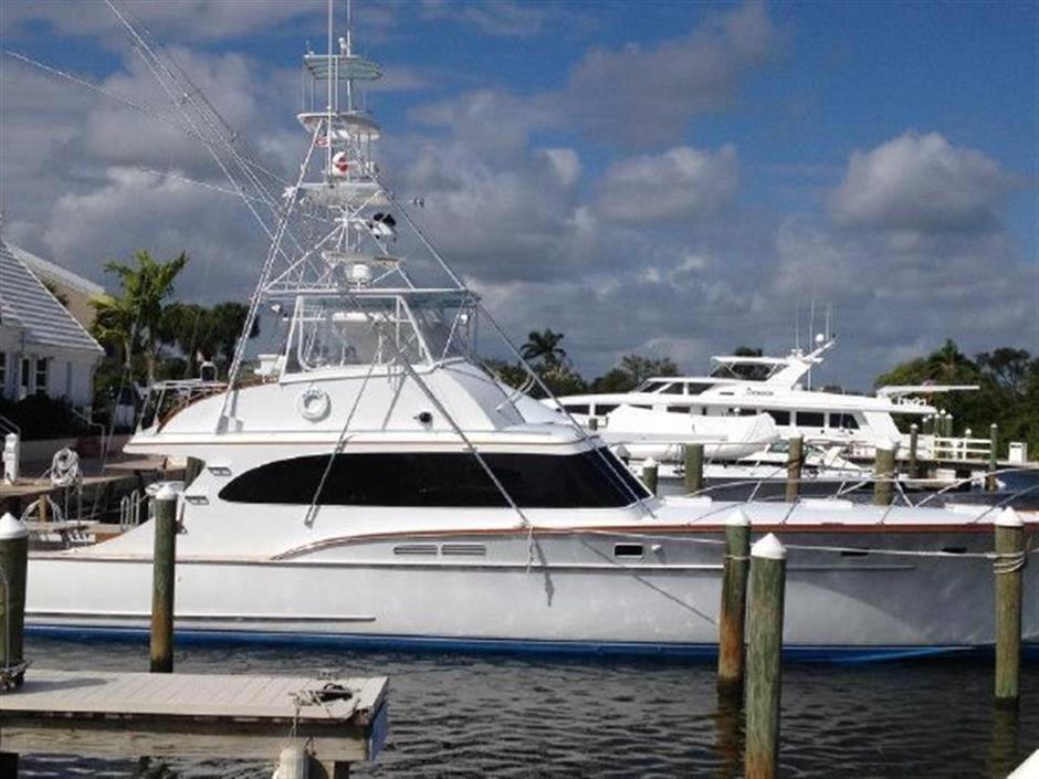 55' Custom Rybovich Sportfish MacGregor Yachts Sport