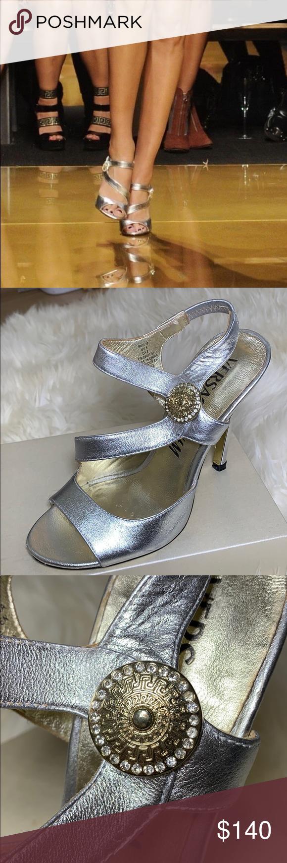 Versace x H\u0026M stilettos   H\u0026m shoes