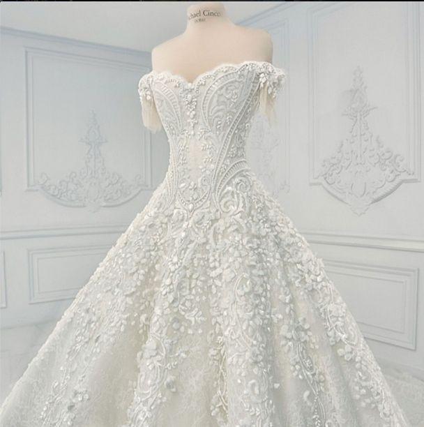 marianrivera-weddinggown-michaelcinco-2 | VESTIDOS DE NOVIA LUJUSOS ...