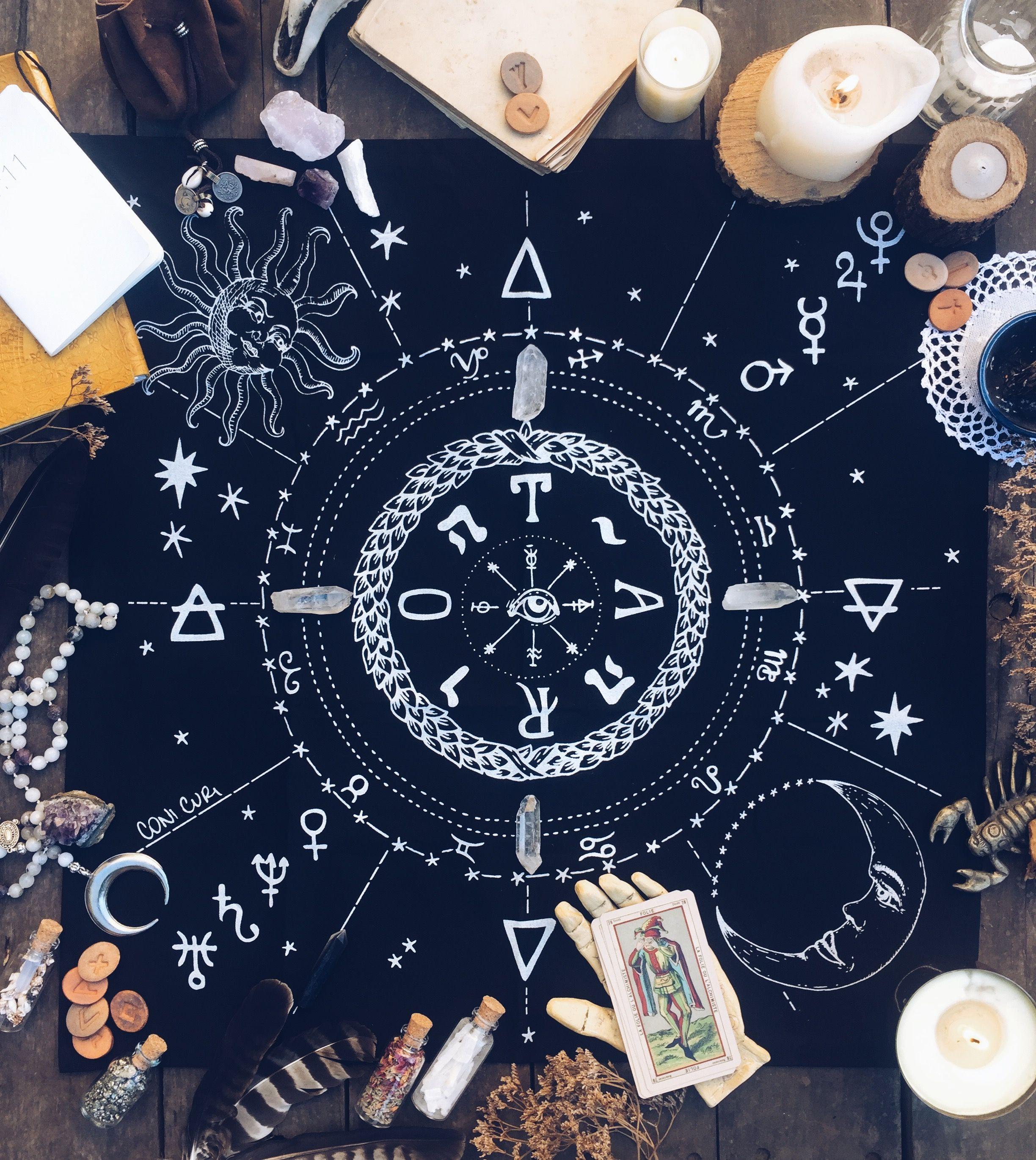 картинки астрология и таро